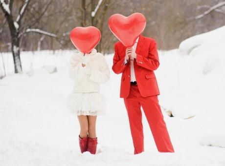 Добавь краски в декабрьскую свадьбу