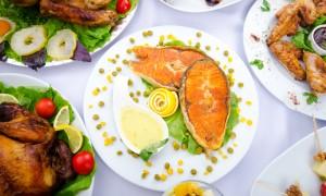 Зимнее свадебное меню – парад калорийности