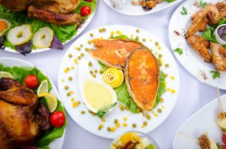 Свадебное меню – парад калорийности