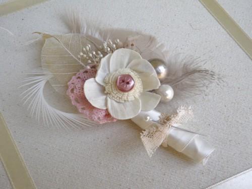 Свадебный букеты своими руками мастер класс из