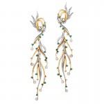 Ювелирные украшения и бриллианты покорят сердце любой невесты