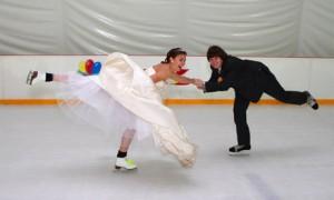 Свадьба на льду