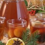 Узвар и студень - главные напитки на рождественском столе на свадьбу