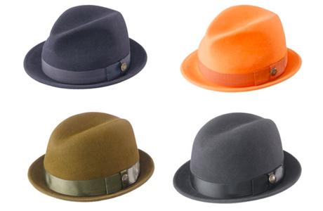 Обрати внимание на шляпы Марка Джекобса