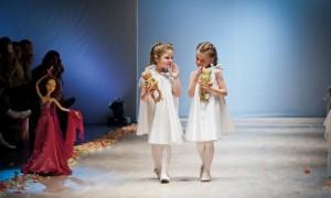 Детская мода для девочки на свадьбе