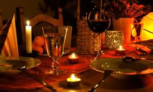 Эротический ужин и предложение