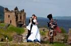 Свадтба в Шотландии