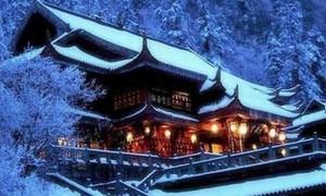 Горы Эмэйшань, там, где рождаются традиции