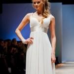 Изящная простота свадебного платья