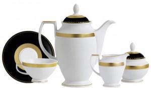 Кофейный сервиз на 6 персон Black&White от Zepter
