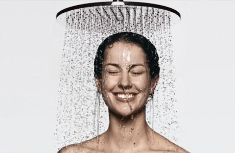 Невесте поможет контрастный душ
