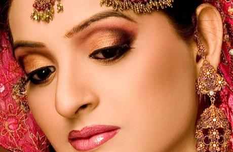 Креативный макияж для невесты