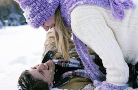 Медовый месяц в Крыму зимой