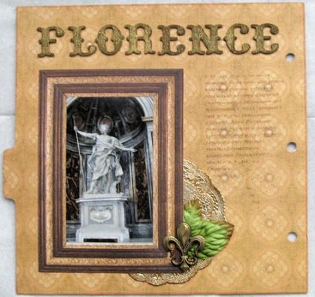 Свадебный подарок - Альбом Флоренция
