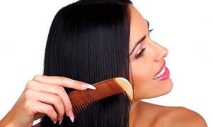 Расчесывай волосы правильно
