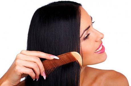 Правильно расчесывай волосы перед свадьбой