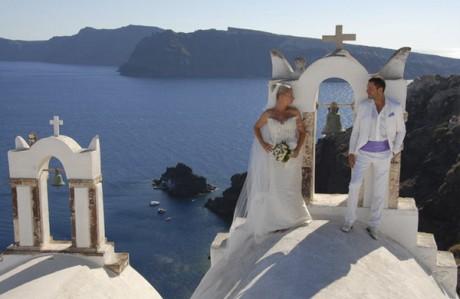 Свадьба в Греции - замуж в 2012