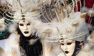 Свадьба как венецианский карнавал