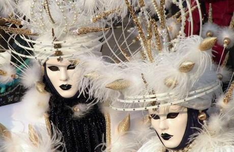 Необычная свадьба-карнавал
