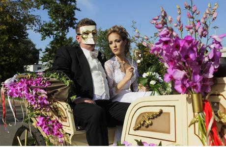 Венеция на украинской свадьбе