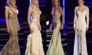 Вечерние платья: свадебная мода