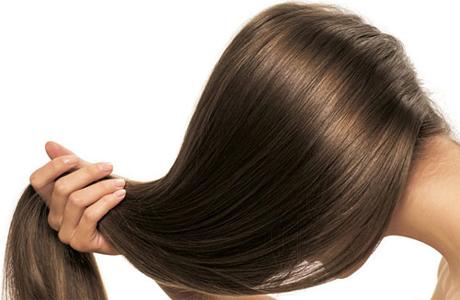 Силикон поможет волосам