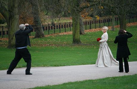 Стиль свадебных фотографий