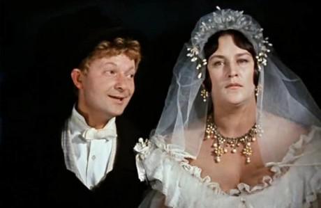 Флильмы о свадьбе Женитьба Бальзаминова
