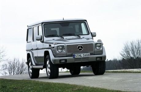 Прокат свадебного авто бизнес- класса Mercedes-Benz G 500