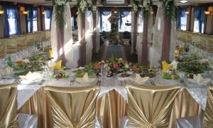 Свадебный банкет – роскошное застолье