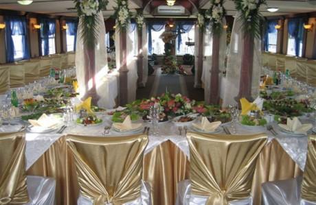 Стол на свадьбу – роскошное застолье