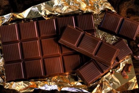 Черный шоколад перед свадьбой