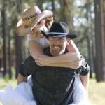 Сыграть тематическую свадьбу - полбеды. Выдержать все в едином стиле - вот что сложно
