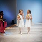 Изящные светлые платьица от Натали Таушер