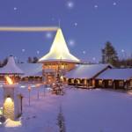 Начни медовый месяц со встречи Нового года на родине знаменитого Санта Клауса