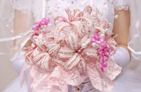Все подделки: схема плетения лилии из бисера - ЭЛЕКТРОННЫЕ СХЕМЫ.