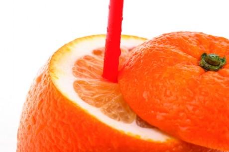 Апельсиновый фреш взбодрит
