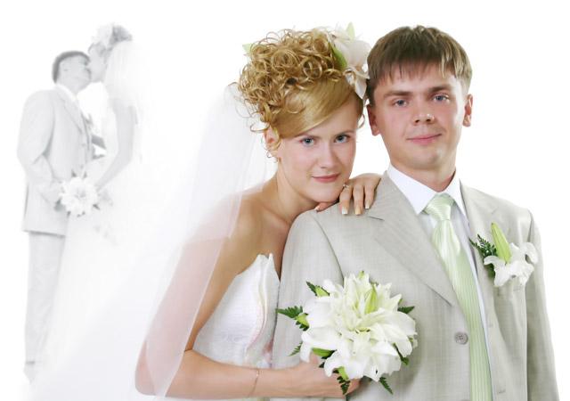 Для зимней свадьбы цветы жениху