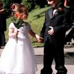 Мальчика на свадьбу одеваем как настоящего жениха