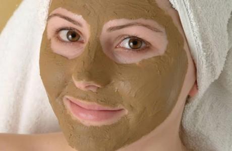 Горчичная маска для невесты