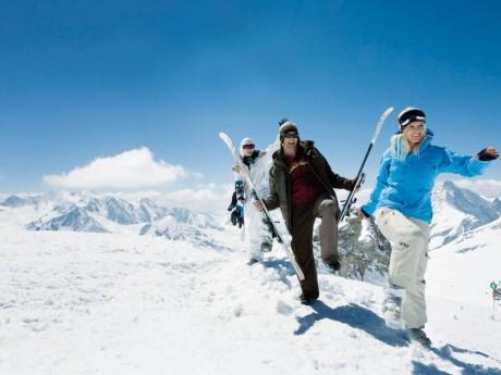 Медовый месяц в горах