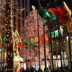Нью-Йорк - столица мира, город, который никогда не спит. Молодожены тоже тут не смогут сомкнуть глаза, а тем более в новогоднюю ночь