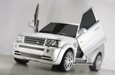 Прокат свадебного авто Rang Rover Sport