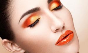Оранжевые губки
