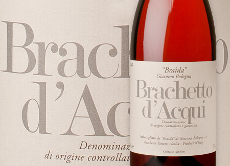 Вино Braida Brachetto d'Acqui