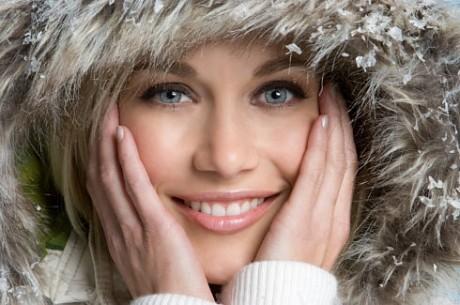 Свадебный макияж для зимнего праздника