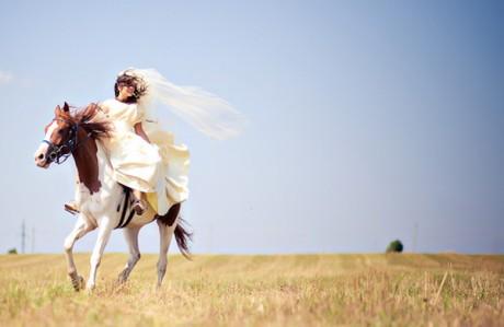 Сбежавшая невеста: побег от развода