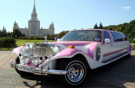Прокат лимузина Ekscalibur Fantom