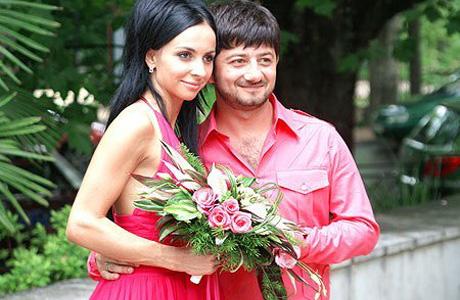 Свадьба Миши Галустяна в розовом