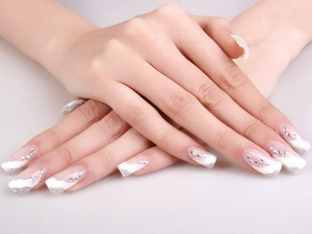 Красивый дизайн ногтей фото - Маникюр.